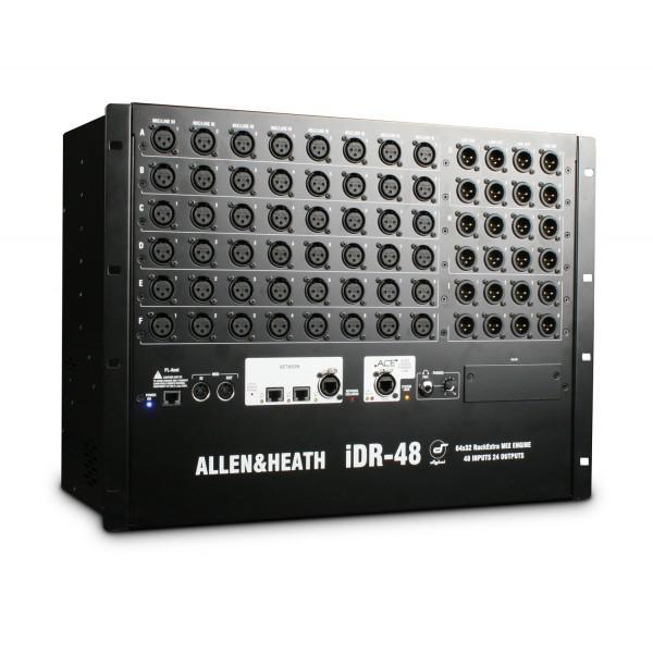 MixRack Allen & Heath iDR48