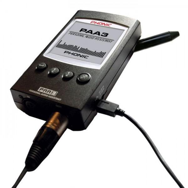 Analizor Audio Phonic PAA3 - Analizor Audio Phonic PAA3