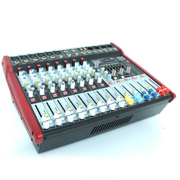 MP208 - mixer amplificat - MP208 - mixer amplificat