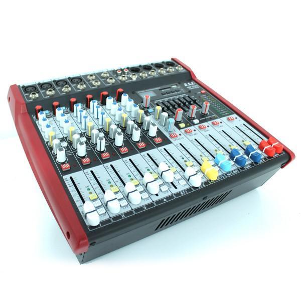MP206 - mixer amplificat - MP206 - mixer amplificat