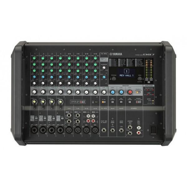 Yamaha EMX 7 - Yamaha EMX 7