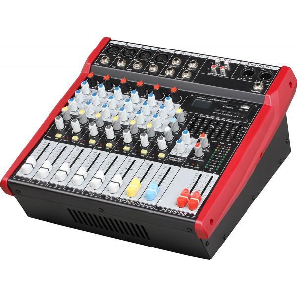 MX56 - mixer amplificat - MX56 - mixer amplificat