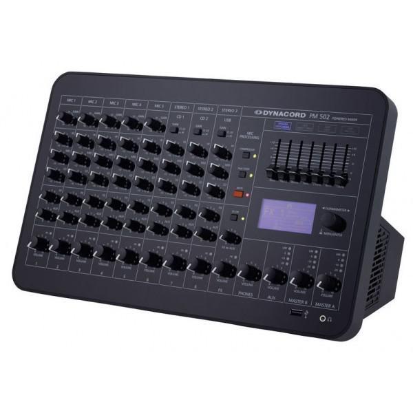 Dynacord Powermate 502 - Dynacord Powermate 502