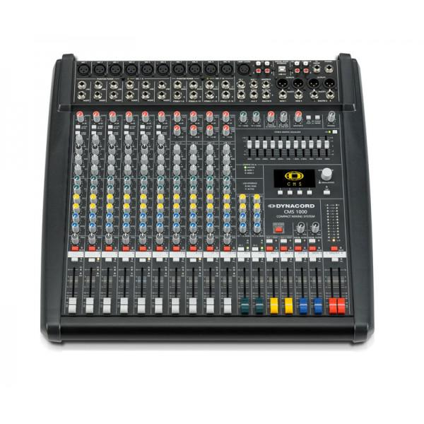 MIXER AUDIO DYNACORD CMS 1000-3
