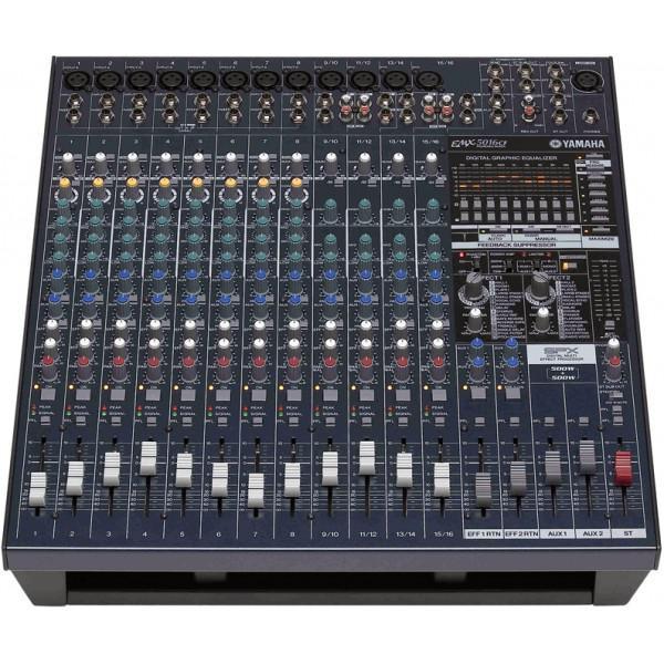 YAMAHA EMX5016CF ,mixer amplificat