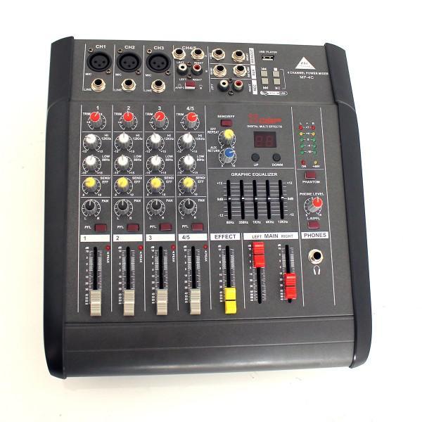 Mixer amplificat Mix USB 1