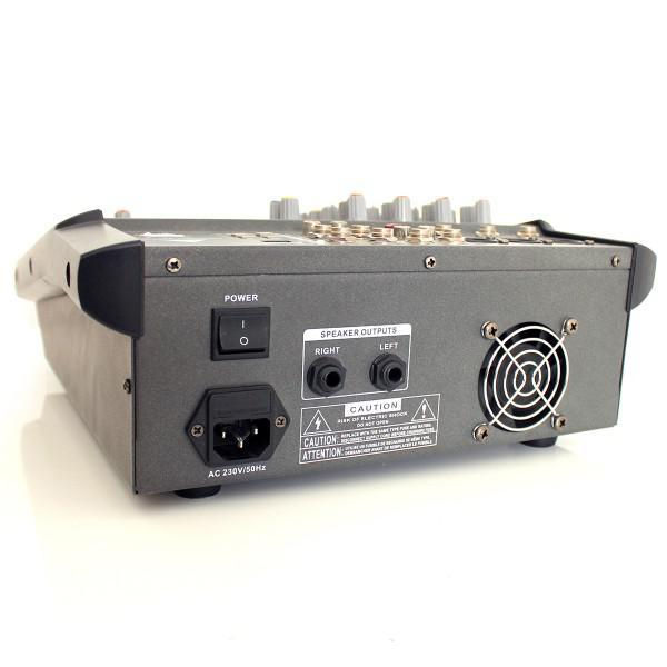 Mixer amplificat Mix USB 1 - Mixer amplificat Mix USB 1