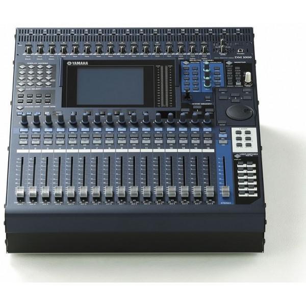 Yamaha DM 1000-VCM Digital Mixer, 48 canale - Yamaha DM 1000-VCM Digital Mixer, 48 canale