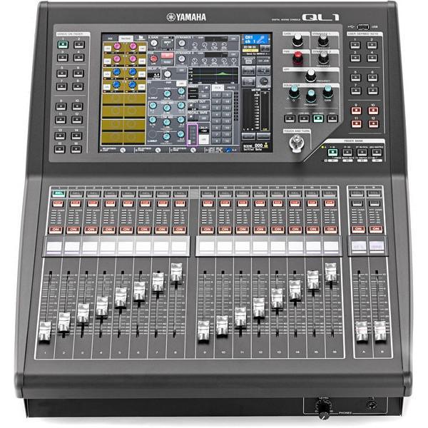 Yamaha QL1. 32 canale mono, 8 stereo - Yamaha QL1. 32 canale mono, 8 stereo