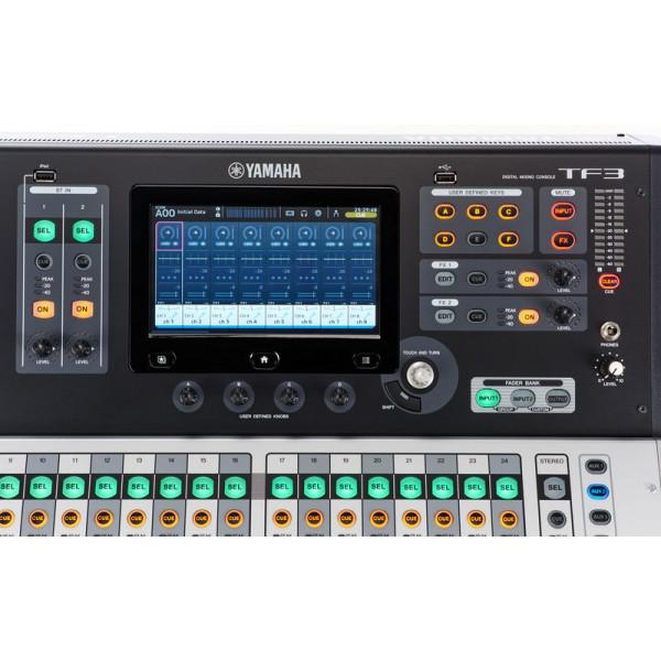 Yamaha TF3 - Mixer digital - Yamaha TF3 - Mixer digital
