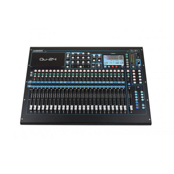 Mixer Digital Allen & Heath Qu-24 Chrome Edition