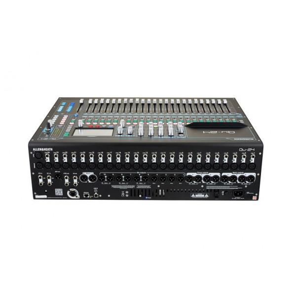 Mixer Digital Allen & Heath Qu-24 Chrome Edition - Mixer Digital Allen & Heath Qu-24 Chrome Edition