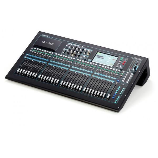 Mixer Digital Allen & Heath Qu-32 Chrome