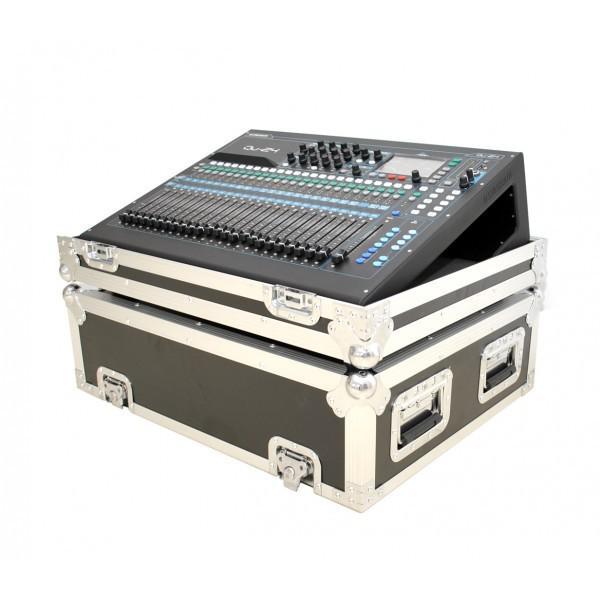 Pachet Mixer Digital Allen & Heath Qu-24 si Case Transport
