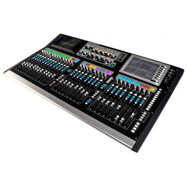 Mixer Digital Allen & Heath GLD-112 Chrome - Mixer Digital Allen & Heath GLD-112 Chrome