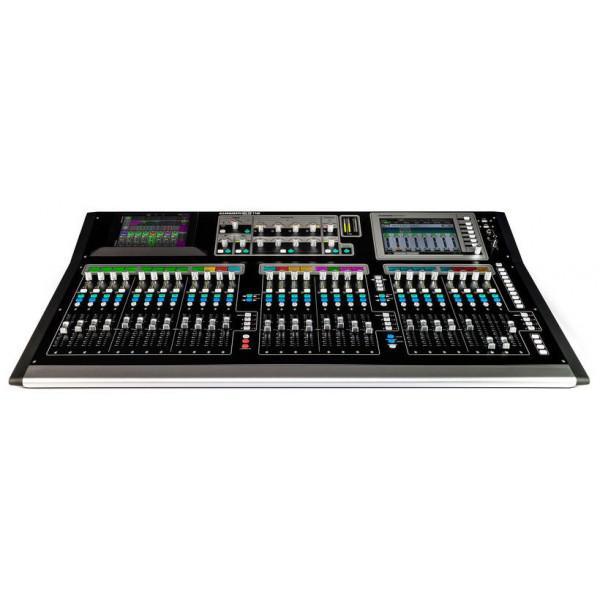 Mixer Digital Allen & Heath GLD-112 Chrome - Mixer Digital Allen & Heath GLD-112 Chrome