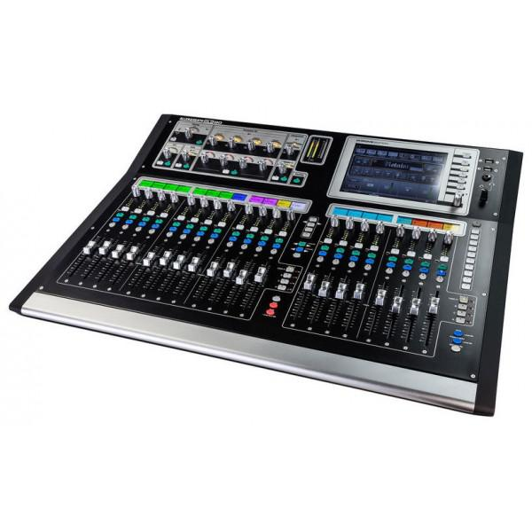 Mixer Digital Allen & Heath GLD-80 Chrome