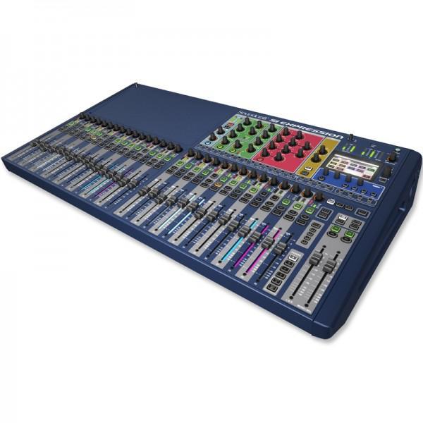 Mixer Digital SOUNDCRAFT Si Expression 3