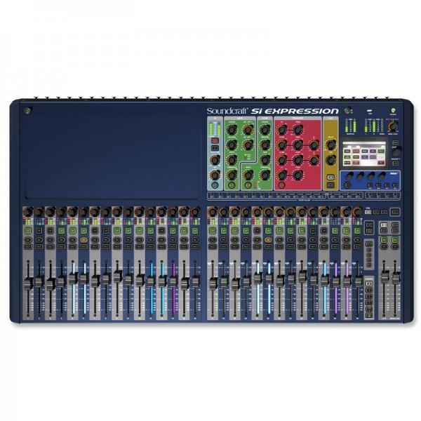 Mixer Digital SOUNDCRAFT Si Expression 3 - Mixer Digital SOUNDCRAFT Si Expression 3