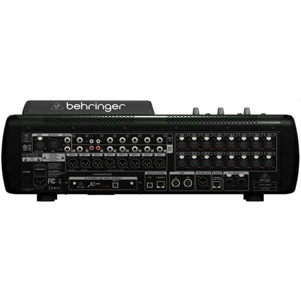 Mixer Digital BEHRINGER X32 COMPACT - Mixer Digital BEHRINGER X32 COMPACT