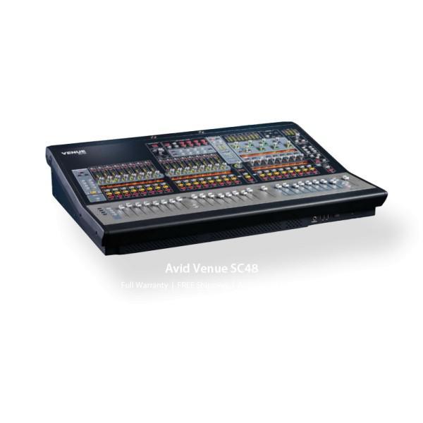 Mixer Digital Avid Venue SC48