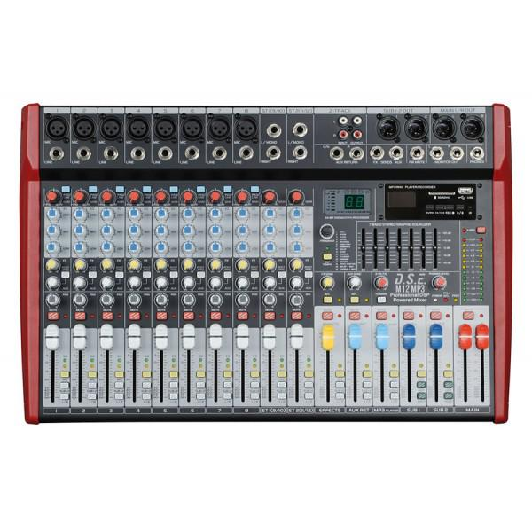 Mixer M12 DSP MP3