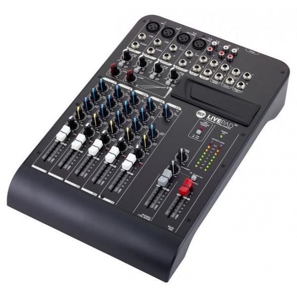 Mixer RCF LIVEPAD 8C