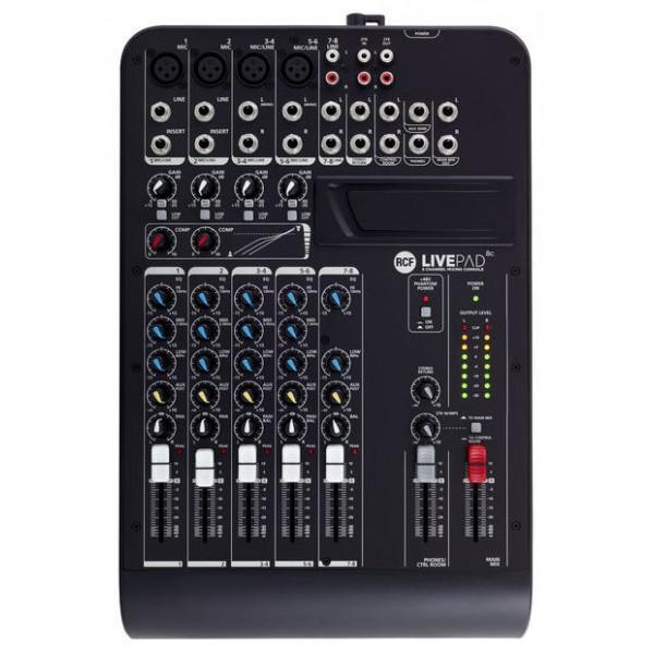 Mixer RCF LIVEPAD 8C - Mixer RCF LIVEPAD 8C