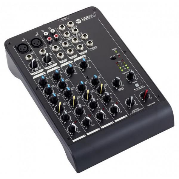 RCF Livepad 6 - RCF Livepad 6
