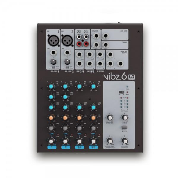LD SYSTEMS VIBZ 6 - LD SYSTEMS VIBZ 6