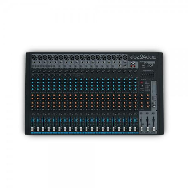 LD Systems VIBZ 24 DC - LD Systems VIBZ 24 DC