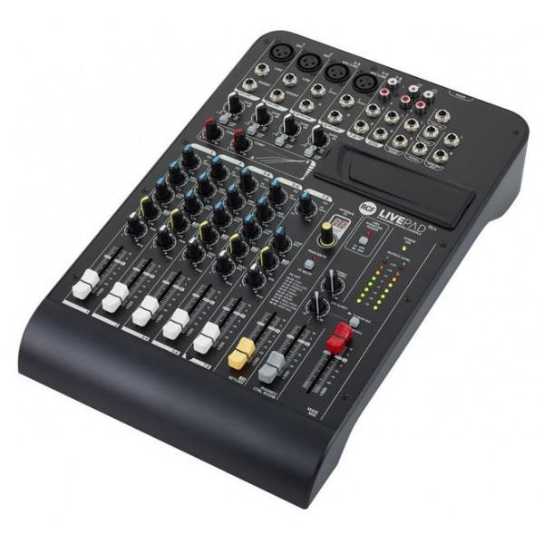Mixer analog RCF L-PAD 8cx