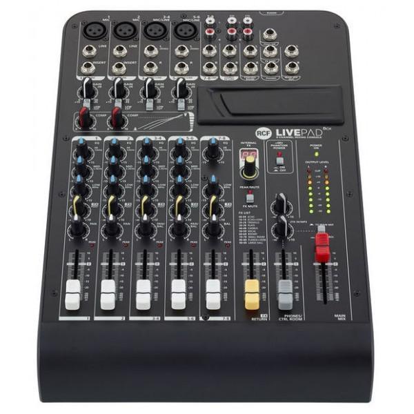 Mixer analog RCF L-PAD 8cx - Mixer analog RCF L-PAD 8cx