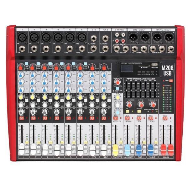 Mixer M208 USB