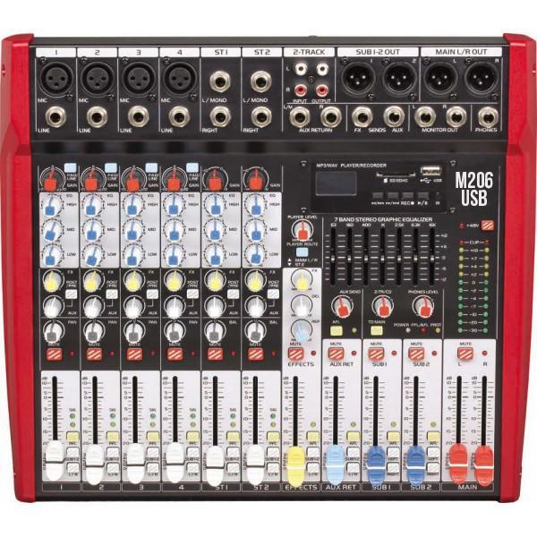 Mixer M206 USB