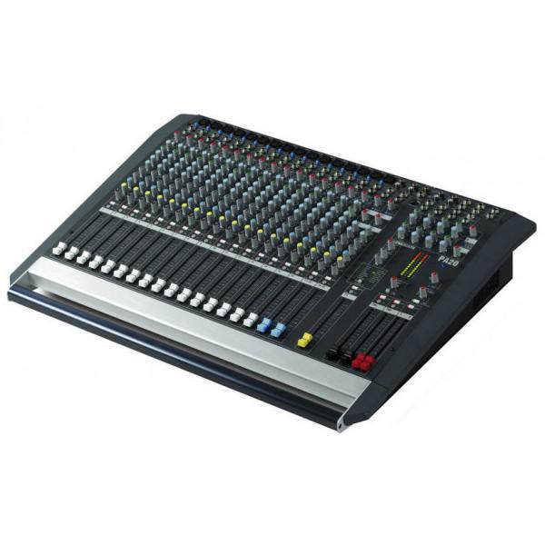 Allen & Heath PA20- mixer pasiv
