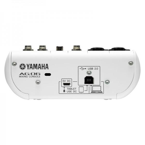 Yamaha AG06 - Yamaha AG06