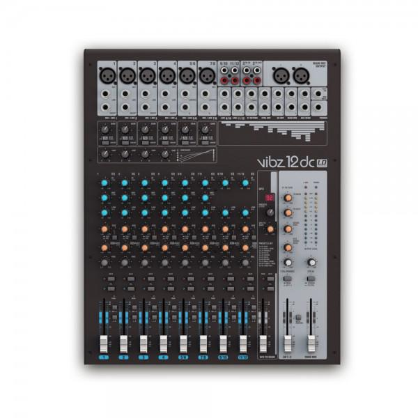 LD Systems VIBZ 12 DC - LD Systems VIBZ 12 DC