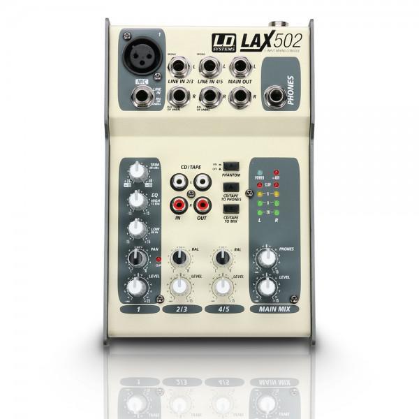 Mixer LD-SYSTEMS LAX 502