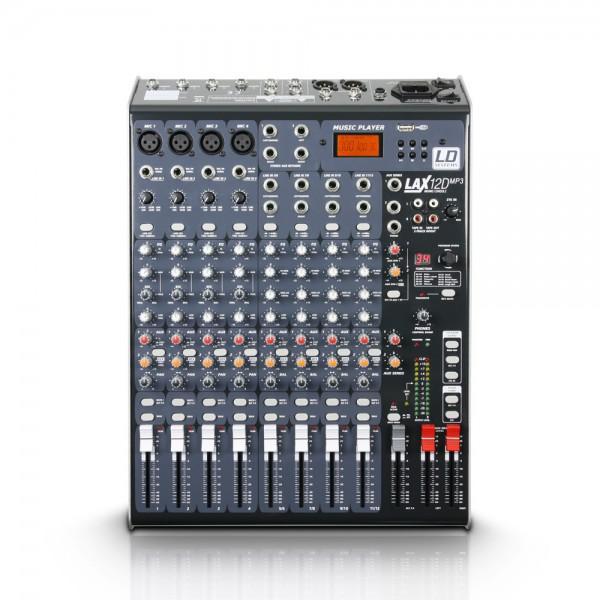 Mixer LD-SYSTEMS LAX 12 D USB