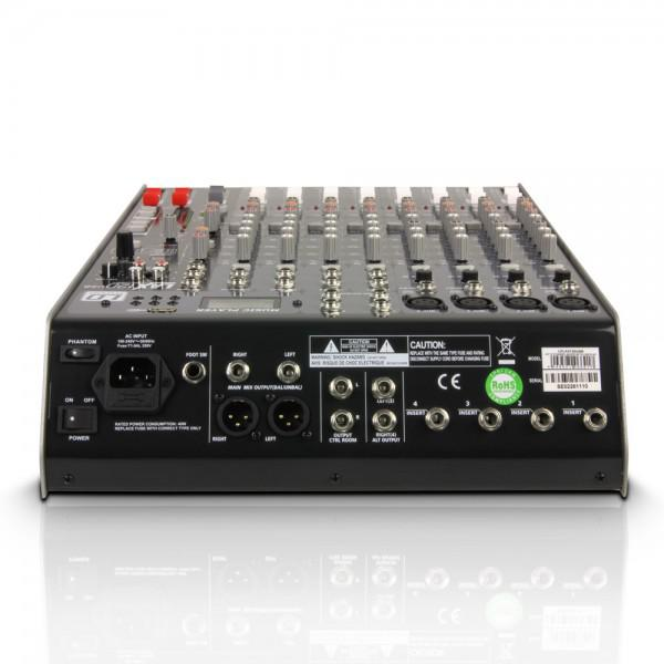 Mixer LD-SYSTEMS LAX 12 D USB - Mixer LD-SYSTEMS LAX 12 D USB