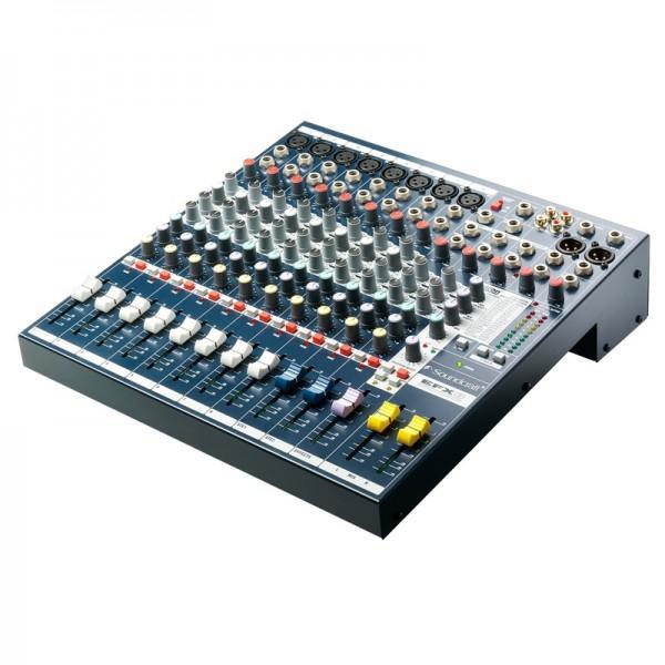 Mixer Analog SoundCraft EFX8
