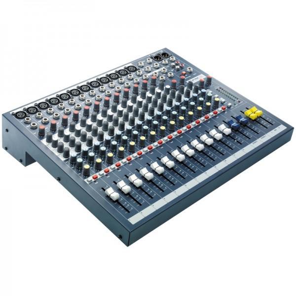 Mixer Analog SoundCraft EPM12