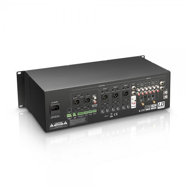Mixer LD Systems ZONE 624 - 19