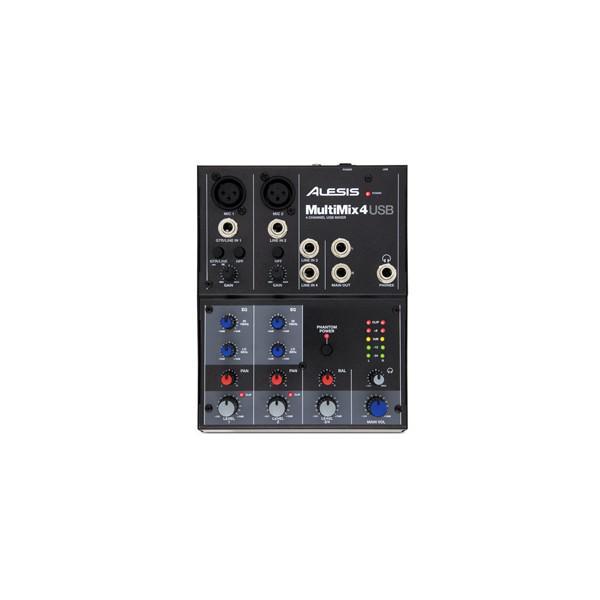 Mixer Alessis Multimix 4 - Mixer Alessis Multimix 4
