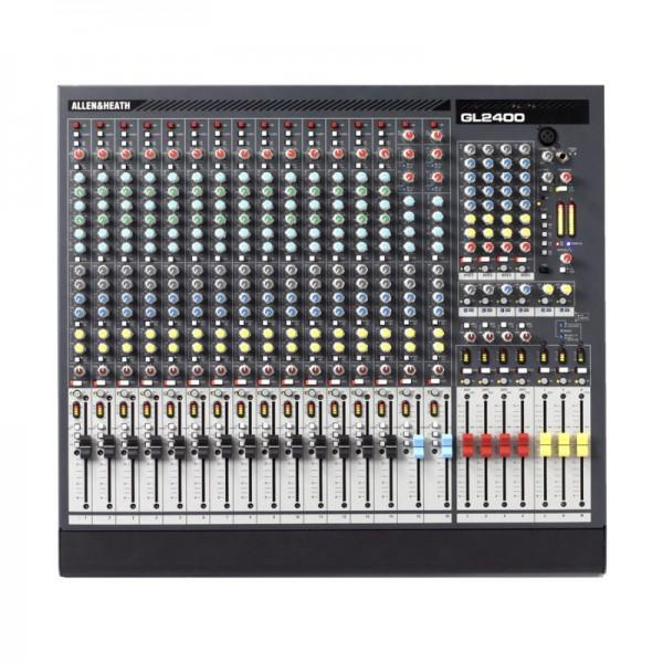 MIXER AUDIO ALLEN&HEATH GL2400-416