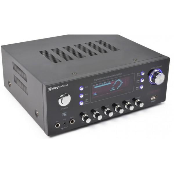 Amplificator Karaoke AV-120FM MP3