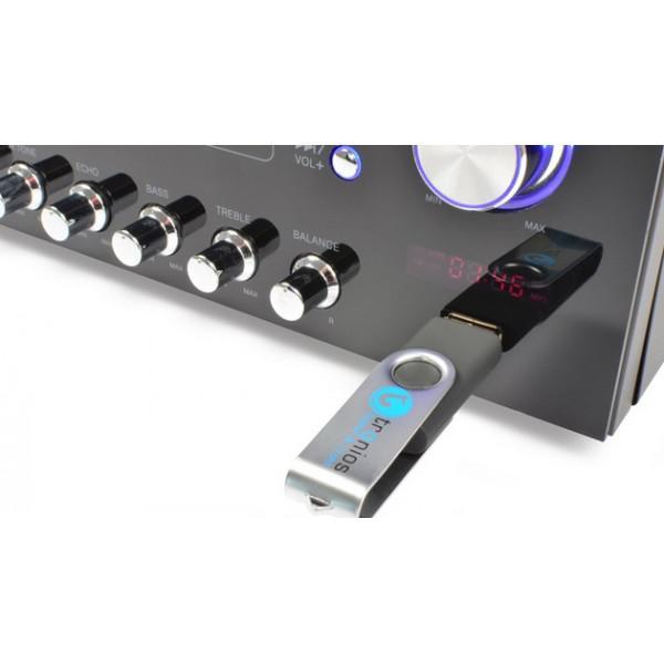 Amplificator Karaoke AV-120FM MP3 - Amplificator Karaoke AV-120FM MP3
