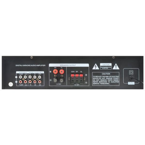 Amplificator 5 Canale Beamz AV-320 - Amplificator 5 Canale Beamz AV-320