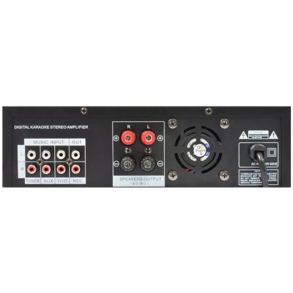Amplificator Karaoke AV-120 - Amplificator Karaoke AV-120